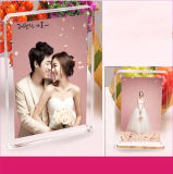 Promotional Clear Crystal Acrylic Photo Frame