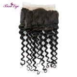 Loose Wave Black 360 Lace Frontal Wig Chinese Human Hair Extension