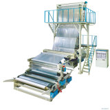 Three Extruders Co-Extrusion Plastic Film Blowing Machines