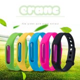 Silicone Repellent Incense Insects Wristband Mosquito Repellent Band Bracelet
