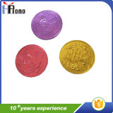 Cheap Soft Enamel Souvenir Promotion Gift Metal Aluminum Coin