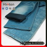 Special Hotsale Green Color Stretch Denim Fabric for Garment