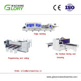 High-Efficiency Computer Beam Panel Saw Machine Automatic Feeding CNC Wood-Based ABS Panels Saw Machine Line Price