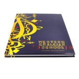 Customized High Quality Cheap Hardcover Book Manufacturer Printing