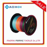 Strong Quality Sea Fishing Tackle Multicolor Ten Meter One Color Braided Fishing Line