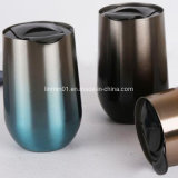 Custom 16oz Stainless Steel Insulated Vacuum Wine Tumbler with Printing