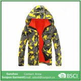 New Outdoor Fashion 3-in-1 Sports Coat Unisex Climbing Clothes Jacket
