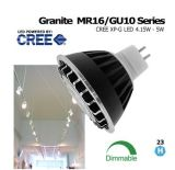 5W LED MR16 with High Voltage for Outdoor Lighting