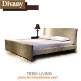 Teem Living New Design Modern Leather Bed