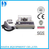 Electronic DIN Portable Cloth-Wear Testing Machine