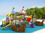 Sports Series Popular New Design Cheap Commercial Children Outdoor Playground (HD-088A)