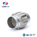 Stainless Steel Car Flexible Pipe, Exhaust Bellows, Corrugated Exhaust Pipe