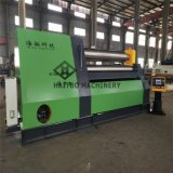 W12nc 4 Rolls Plate Rolling Machine Plate Bending Machine