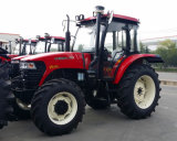 China High Quality 130HP 4WD Farm Tractor for Sale