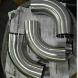 3A Stainless Steel Hygienic 90 Degree Welded Bend