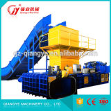 Automatic Two RAM Baler/Baling/Hydraulic Press/Packaging Machine for Plastic (APB-250T)
