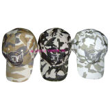 Cotton Twill Camouflage Baseball Cap