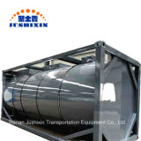20FT 40feet Shipping Chemical Hydrofludric Acid Hci 32%/Caustic Soda Naoh 32% Corrosive ISO Tank Container Price