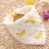 Promotional Gift Saliva Towel Gauze Baby Wear Baby Drool Bib