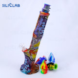 Weed Smoking Accessories Bubbler Silicone Mouthpiece for Glass Water Pipe