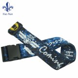 Factory Cheap Custom Promotional Luggage Belt with Name Tag