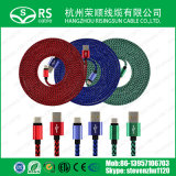 Hot Sell Fabric Braided Type C USB2.0 3.0 3.1 USB Cable