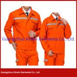 Wholesale Price Safety Workwear with Reflector Work Uniform (W425)