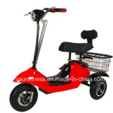 2018 Newest Adult Electric 3 Wheel Folding Electric Scooters