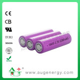 3.7V 2200mAh Lithium Ion Battery Rechargeable Li-ion 18650 Battery Cell