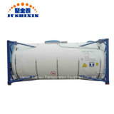 China High Quality Fuel Oil \Milk\Water Shipping Storage Tank Container by Factory Dirct Price