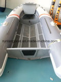 Waterproof Wholesale Fashion Designer Aluminum Rib Boat for Sale