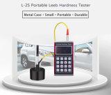Aluminum Portable Digital Rebound Leeb Hardness Testing Equipment