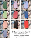 Different Color Silicone Mobile Phone Case All Models of Smart Cell Phone Cases for Your Choice