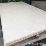 2020 Wholesale Snow White Translucent Stone