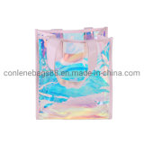 Factory Sale Beat Price Durable Eco-Friendly Fashion Girl Printing PVC Tote Bag