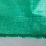 Polyester Coated Green Color PE Tarpaulin with Waterproof Feature