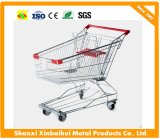 Supermarket Trolley Chromed Plated High Quality