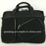 Laptop Computer Notedbook Carry Bag Multi-Function Vintage Handbag Briefcase (GB#40006)