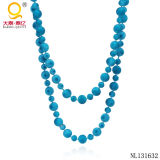 2014 New Jewelry Cheap Ball Necklace