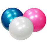 Anti-Burst Fitness Gym Ball, PVC Yoga Gym Ball