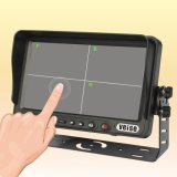 Farm Tractor Parts 7 Inches Touch Screen Quad Monitor