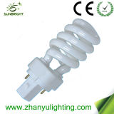 PLC Half Spiral Energy Saving Lamp