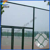 Wholesale 9 Gauge Grass Green Chain Link Fence