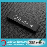 Hot Brand Name 100% Polyester Fabric Woven Labels for Clothing
