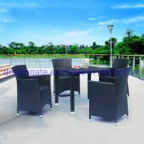 Chinese Modern Leisure Outdoor Garden Patio Restaurant Home Living Room Wooden Table Wicker Rattan Sofa Aluminum Metal Interior Livingroom Bar Dining Furniture