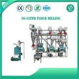 10-15tpd Corn Flour Making Milling Plant Milling Machine