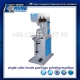 High Speed Automatic Single Color Insole Pad Logo Printing Machine