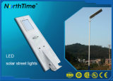 IP65 12V All in One Solar Street Light with Bridgelux LED