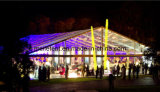 Waterproof Clear Roof Wedding Tent Transparent Outdoor Party Canopy