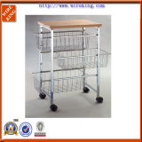 vegetable storage trolley kitchen china vegetable household kitchen rack storage trolley 6755